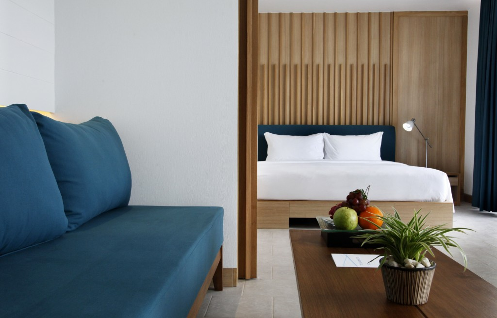 X2 Vibe Phuket Patong_BlueMoon Suite - Bedroom 01