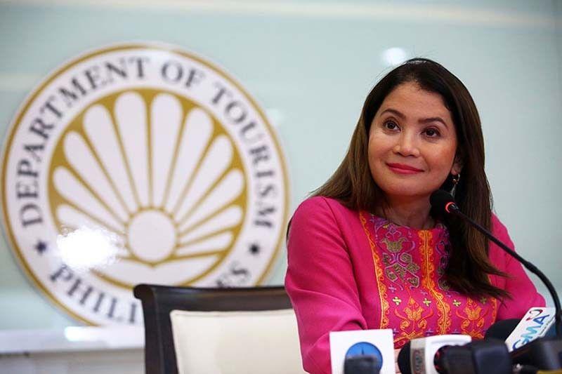 Tourism Secretary Bernadette Romulo-Puyat