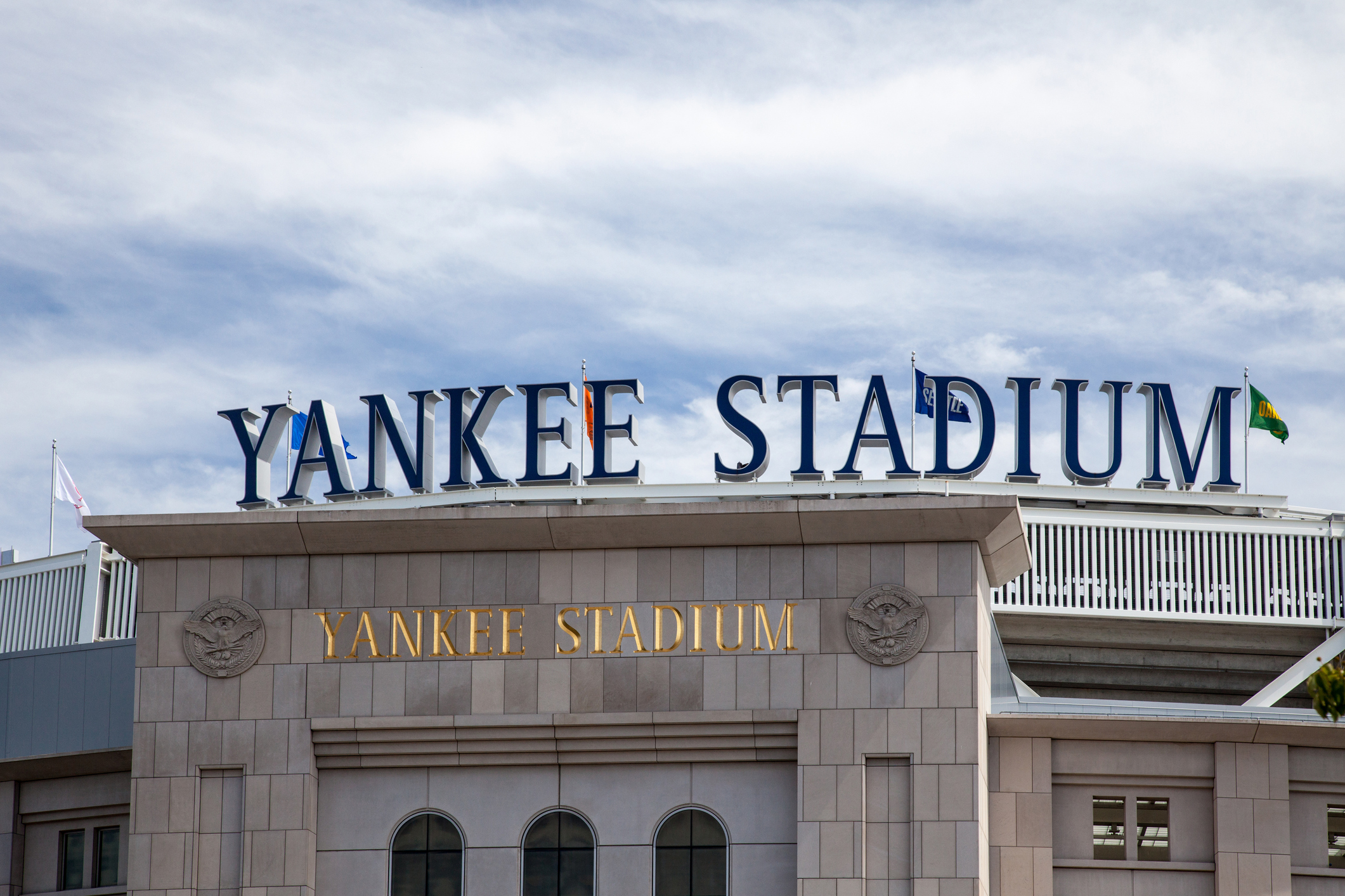 Yankee Stadium in New York City
