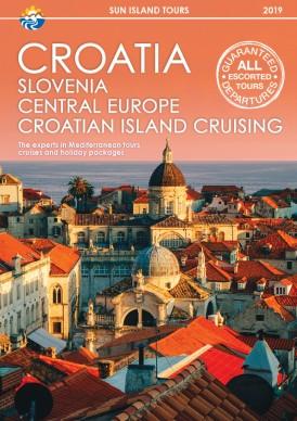 2019 Croatia Brochure