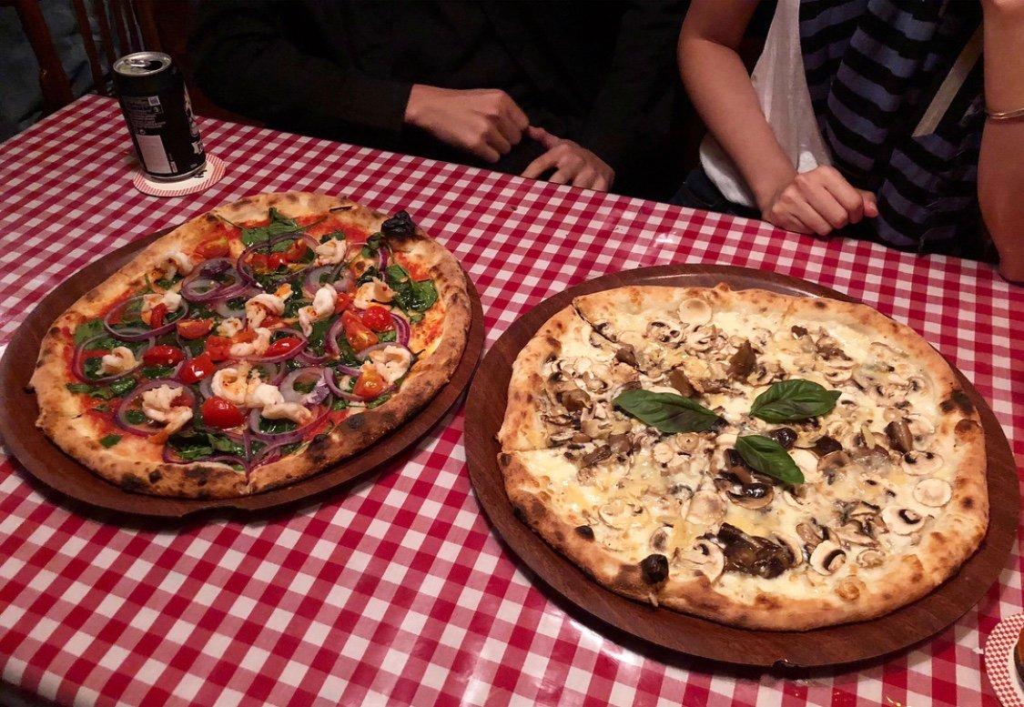 5a. Frankies Pizza