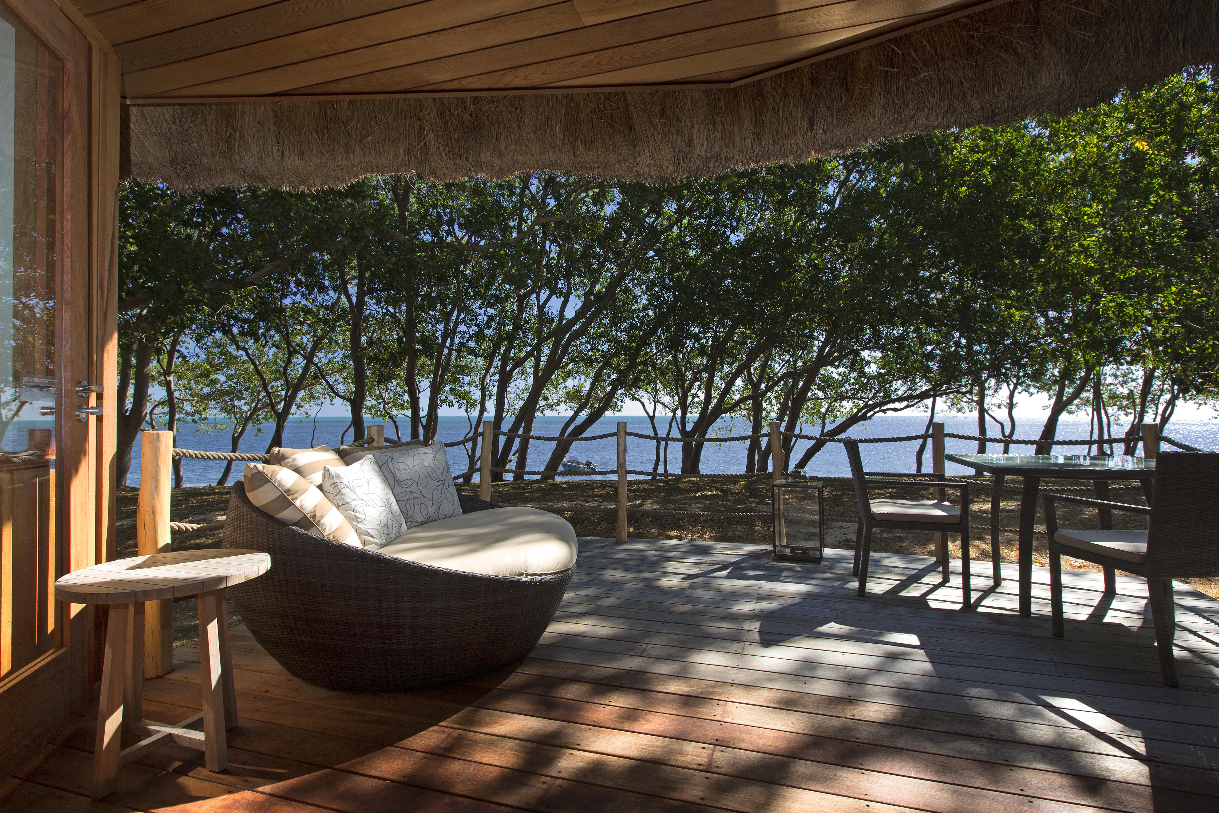 Beachfront King Bungalow at Sheraton New Caledonia Deva Spa & Golf Resort