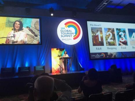 Giselle Radulovic (Global Tourism Summit)