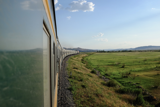 Intrepid Travel-Mongolia-trans-siberian-railway