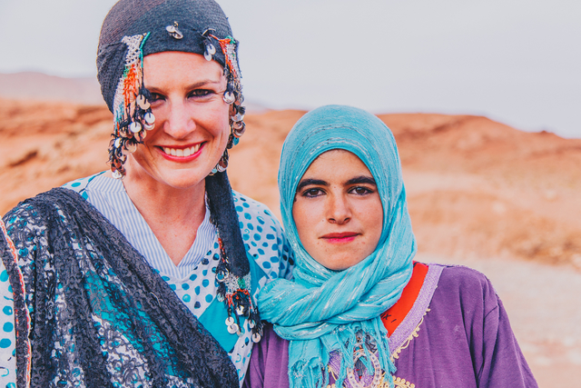 Intrepid Travel-Morocco-Berbers-Expedition-headscarf- (50)