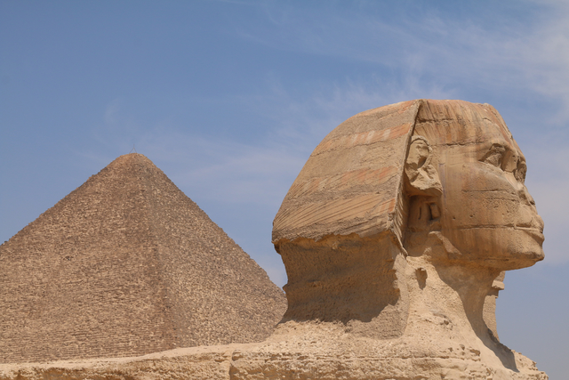 Intrepid Travel-egypt-pyramid-sphinx-giza