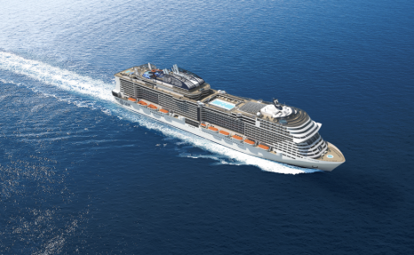 MSC Meraviglia ship small image