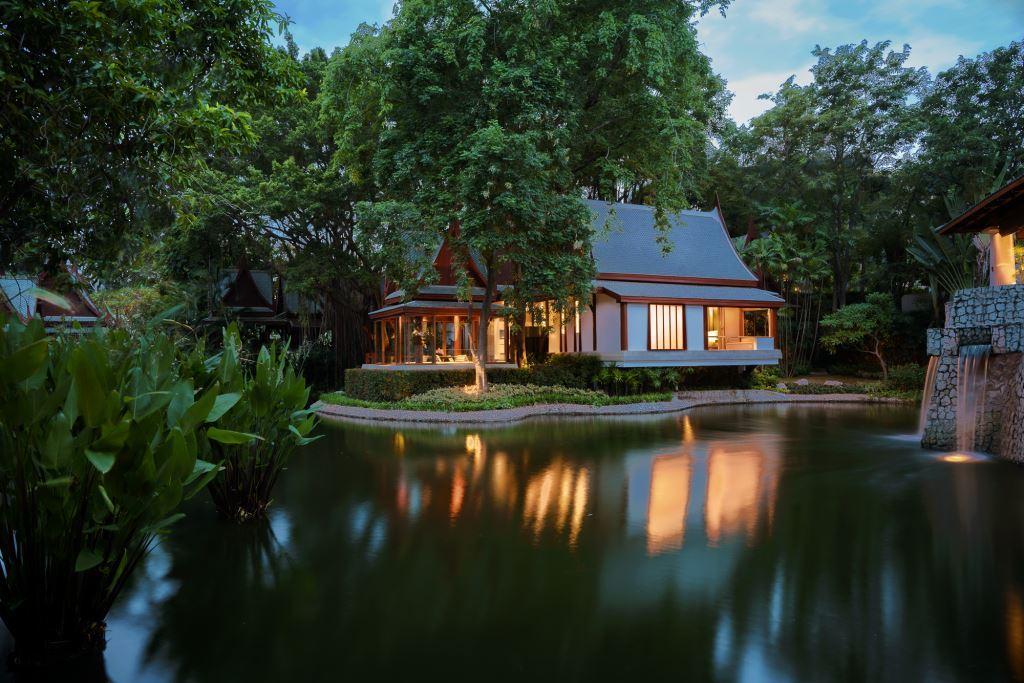 Thai Pavilion Suite Exterior - MockUp