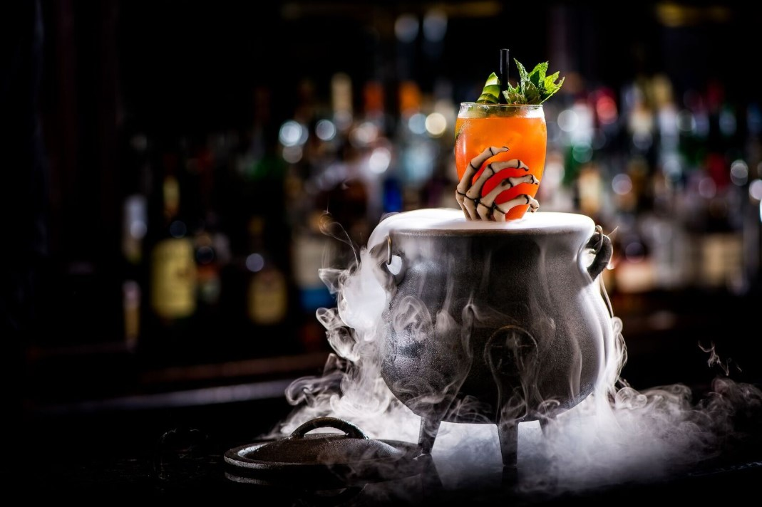 The Chesterfield Hotel - Pumpkin Bloody Mary