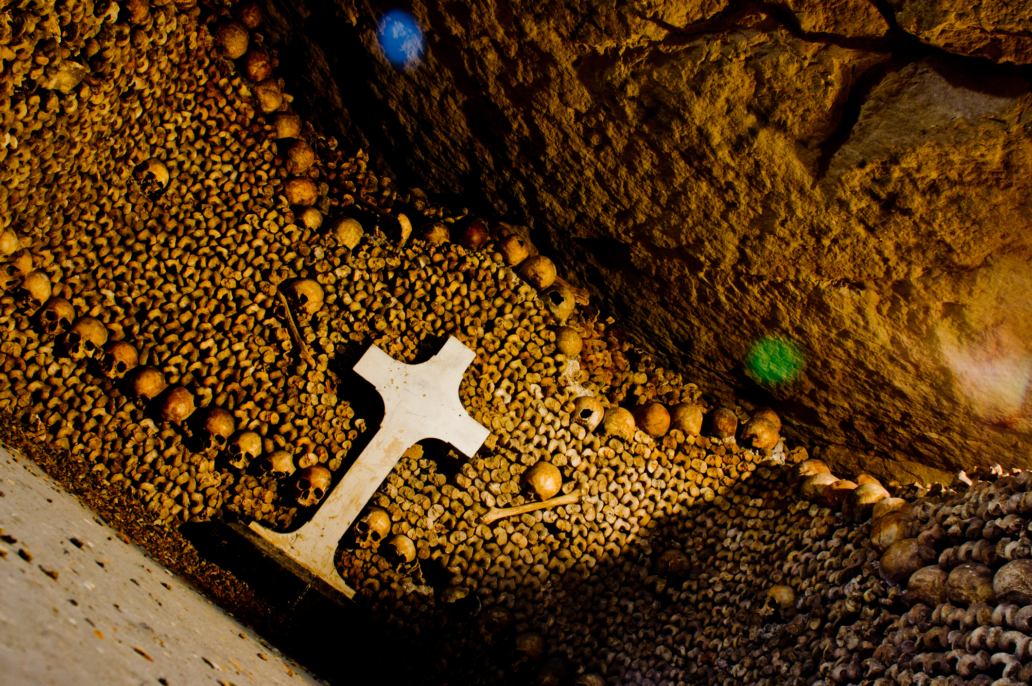 French Underground Catacombs