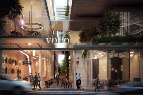 voco Melbourne Central Render (3)