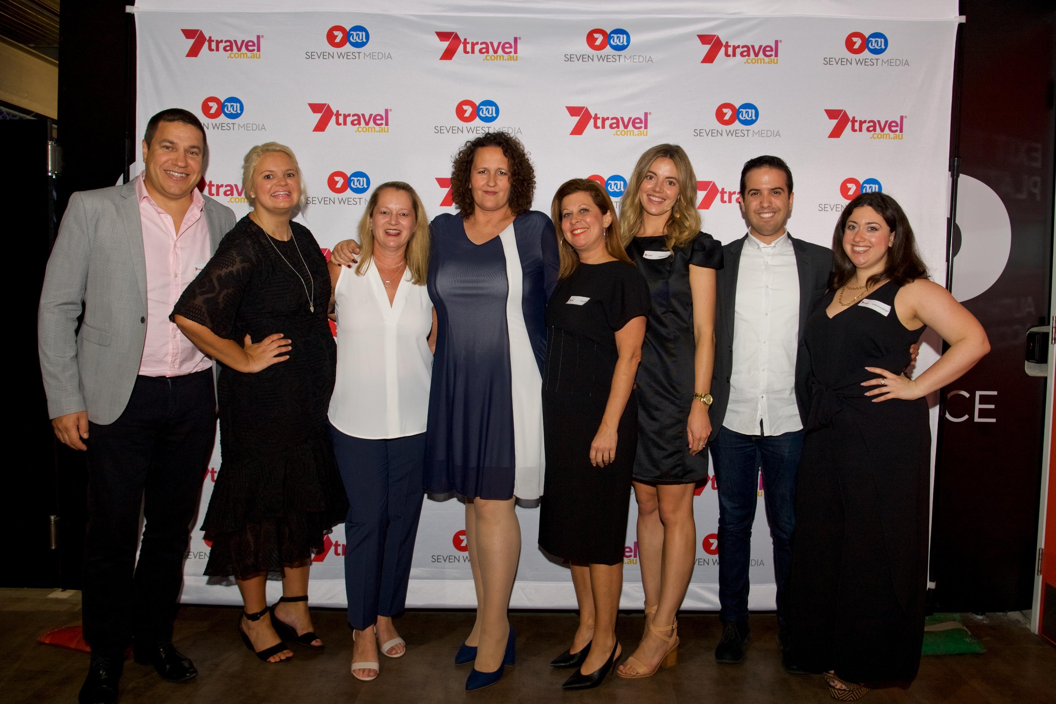 The 7Travel team