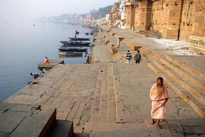 Varanisi, India, Image by Pascal Mannaerts