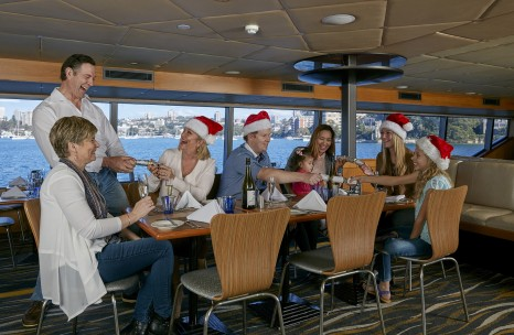 Christmas Lunch Cruises