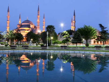 Istanbul-NightTurkey-ToursOn-The-Go-Tours-The Bosphorus and Blue Mosque, Istanbul