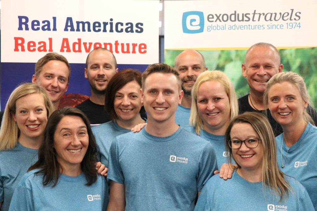 Local Exodus and TrekAmerica Teams with ETC Founder