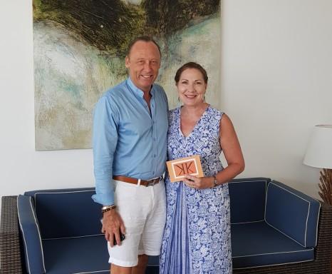 MTA - George Cooper and Sue Basedow KK Properties Unique Tourism Collection Nov 2018