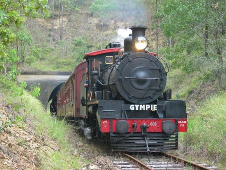 Mary Valley Rattler Train GYMPIE