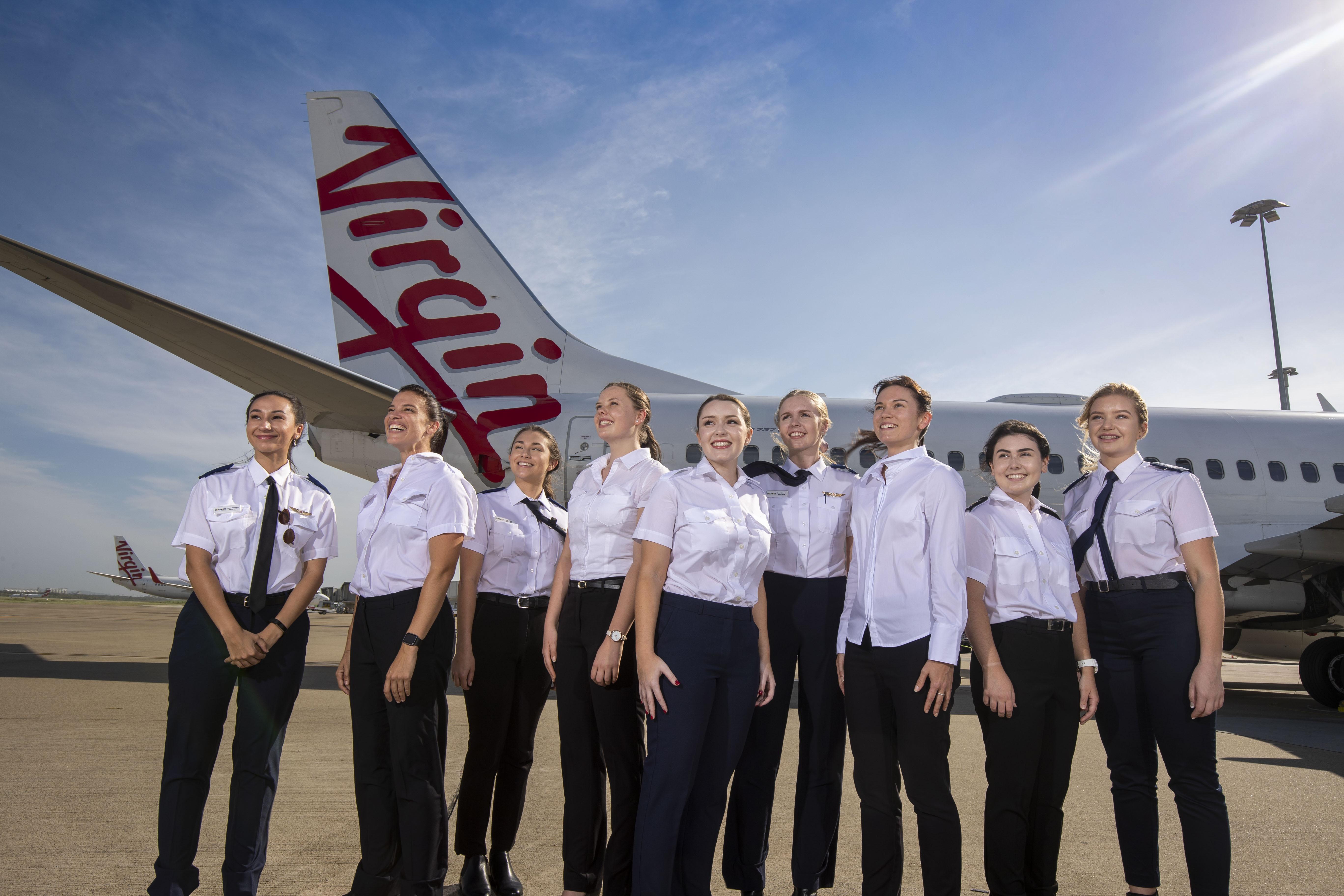 Virgin Recruits
