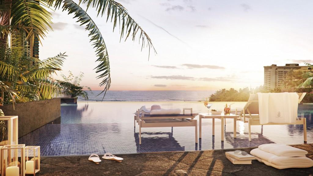 RitzCartlon Waikiki