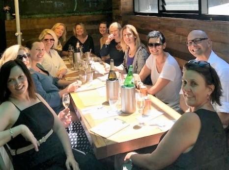 Travel Industry Orphans lunch NOV18