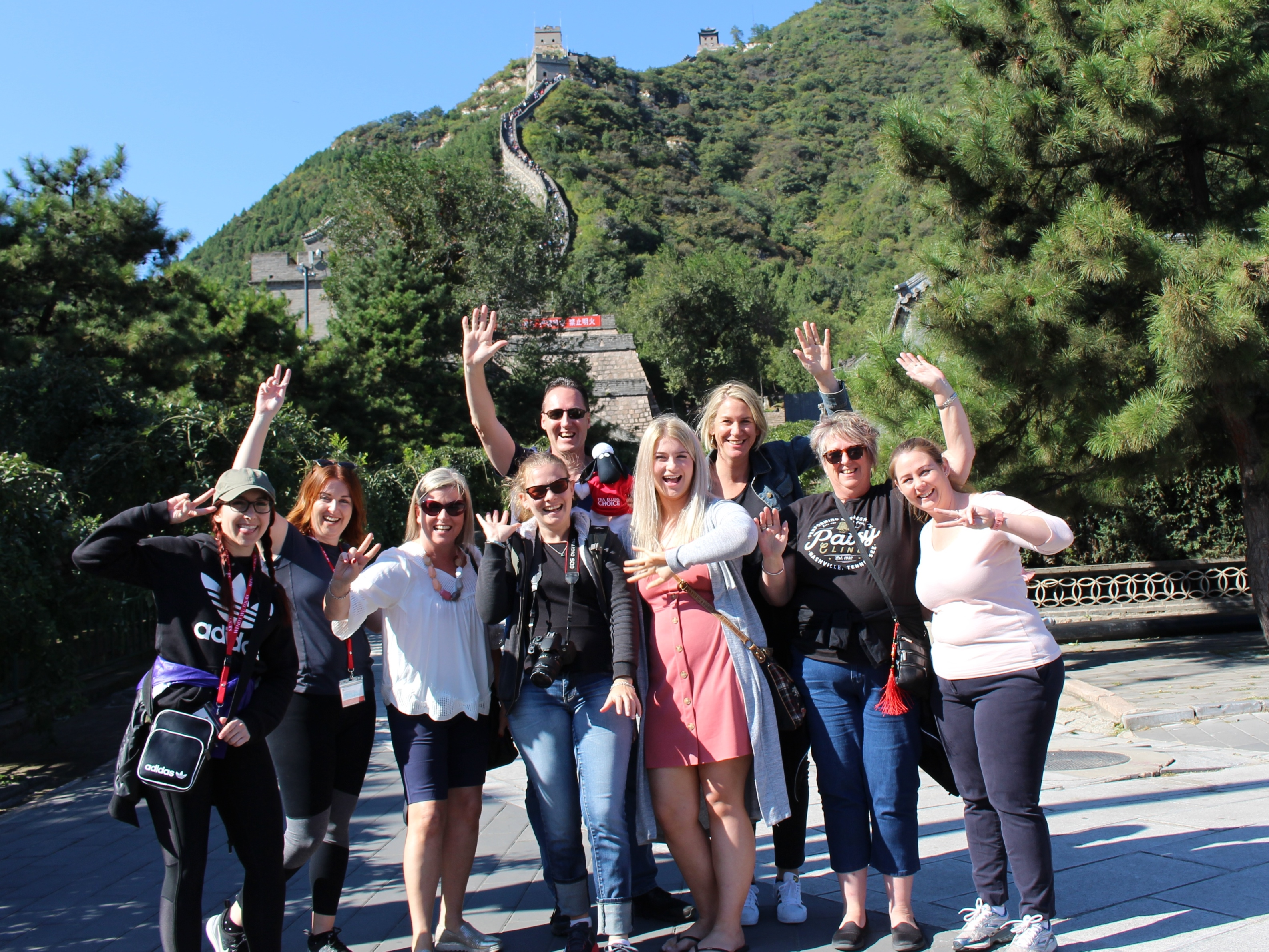 Travellers Choice agents explore China with Wendy Wu Tours and Malaysia Airlines_Nov 2018
