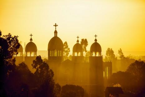 Church in Addis