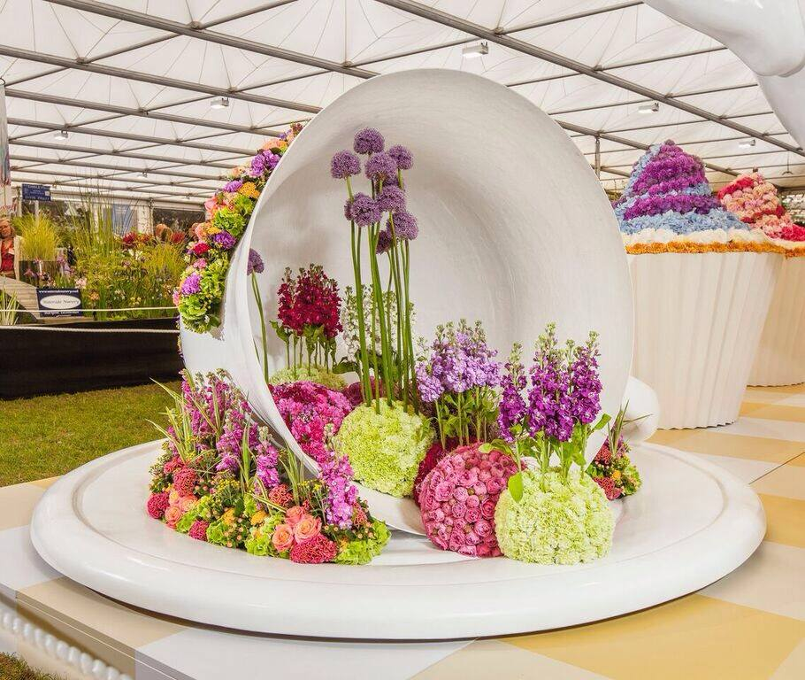 Insight Vacations, Chelsea Flower Show