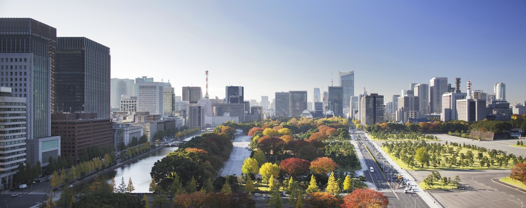 Palace Hotel Tokyo Exterior pic 1