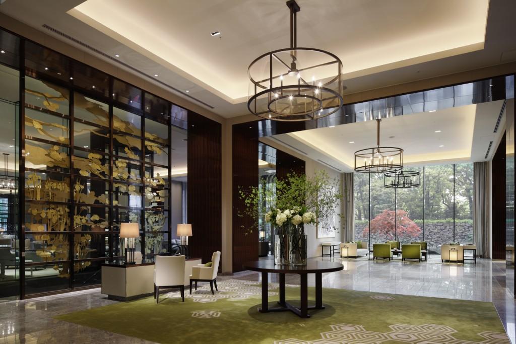 Palace Hotel Tokyo - Main Lobby