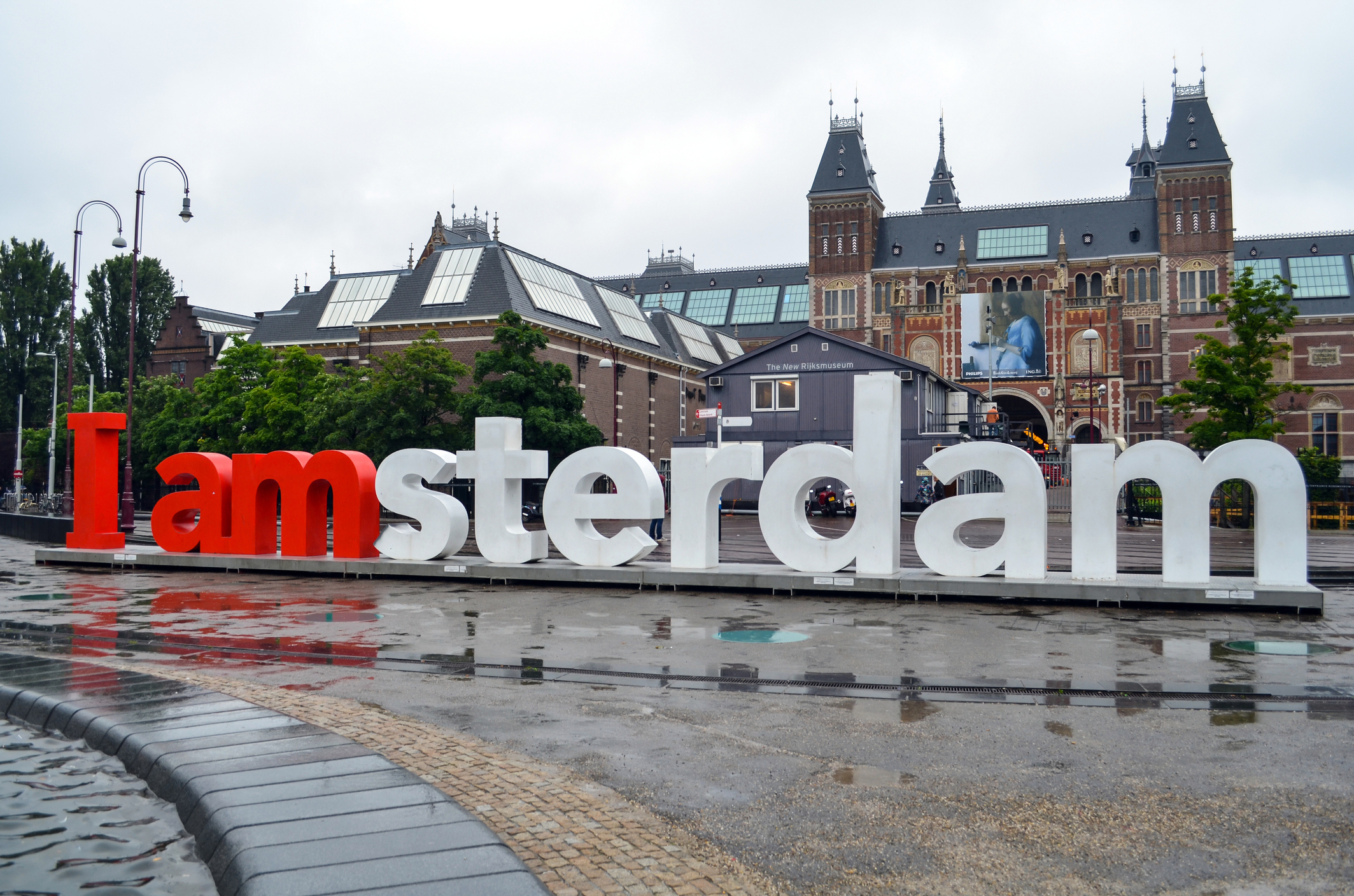 This massive Amsterdam tourist attraction is gone for good