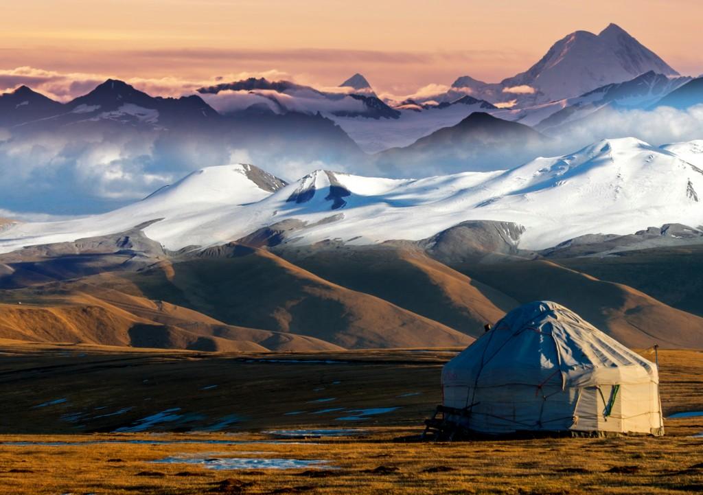 Almaty Mountains, Kazakhstan (Istock/Aureliy)