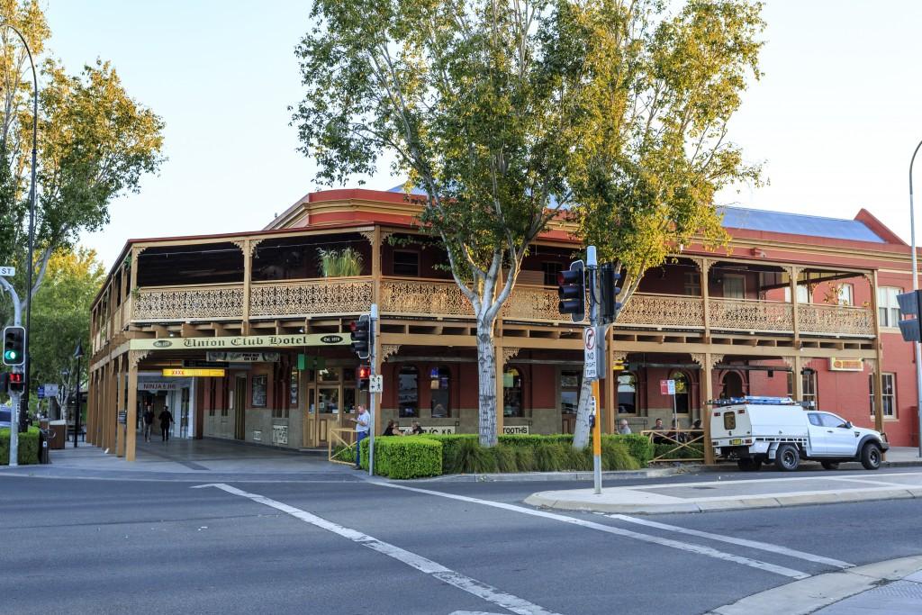 Wagga Wagga – Iconic Union Club Hotel