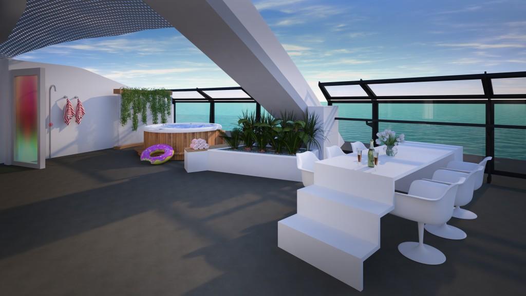 Massive Suite terrace (day)