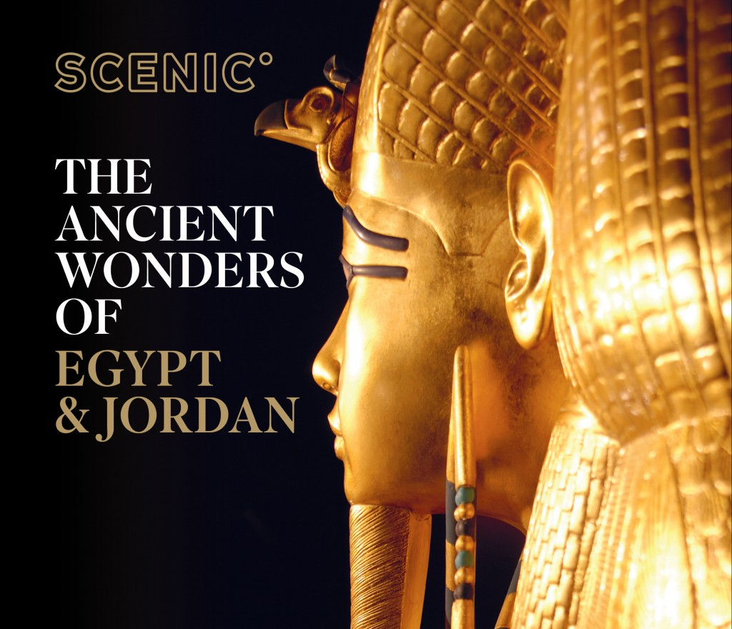 Scenic Egypt 2019-20 Cover
