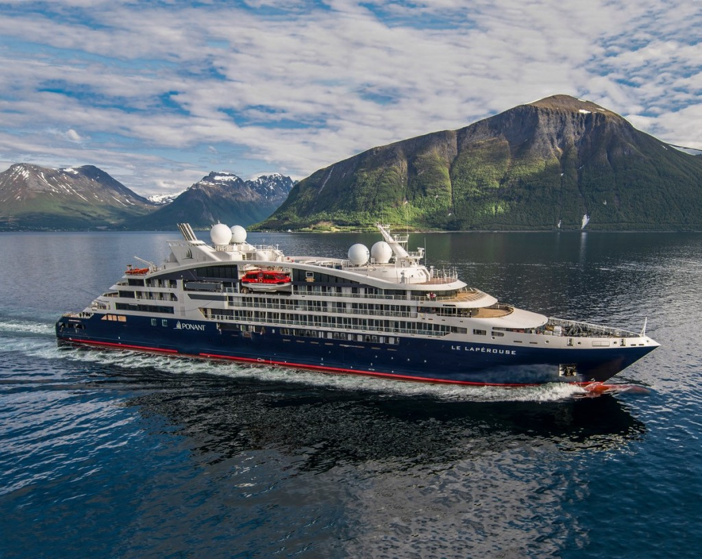 PONANT now offers free unlimited WIFI on all ships – Travel