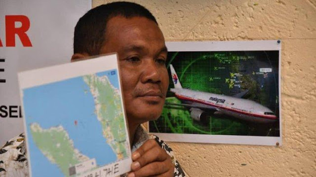 """""""I saw MH370 crash"""": Fisherman claims to know coordinates of wreckage"""