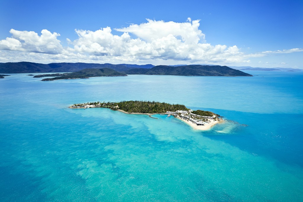 Following a multi-million dollar redevelopment, in April, Daydream Island reopened to the public.