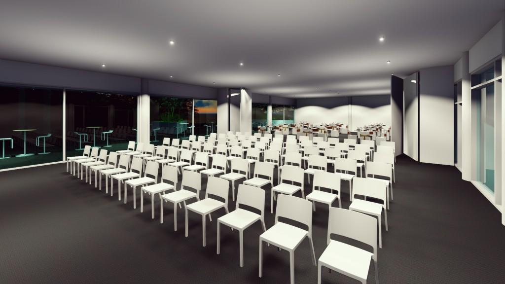 Daydream Island Resort - Crescent Rooms ARTISTS IMPRESSION