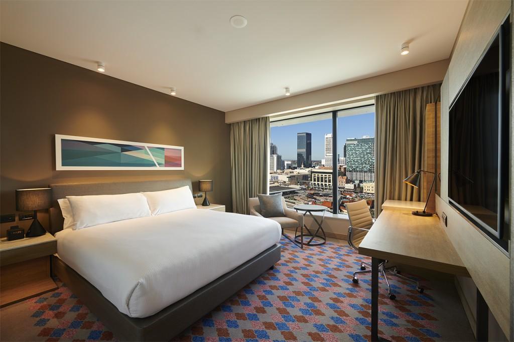 DoubleTree by Hilton Perth Northbridge - King Room
