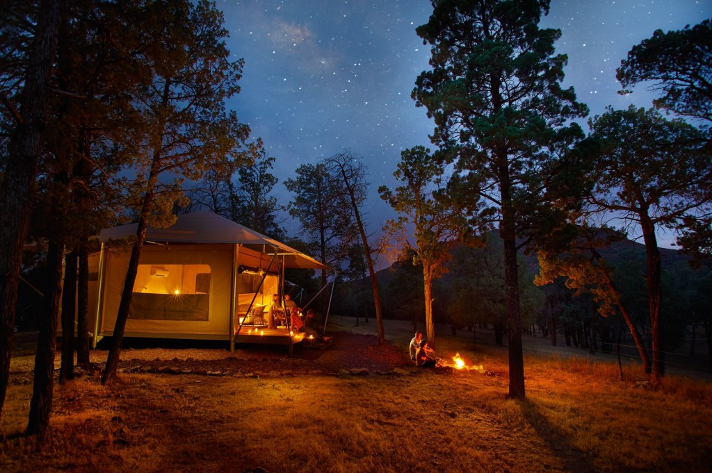 Ikara Safari Camp, Flinders Ranges- media