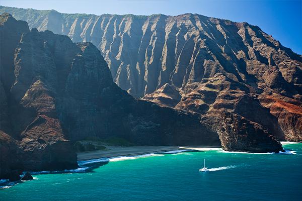Kauai-Sailing