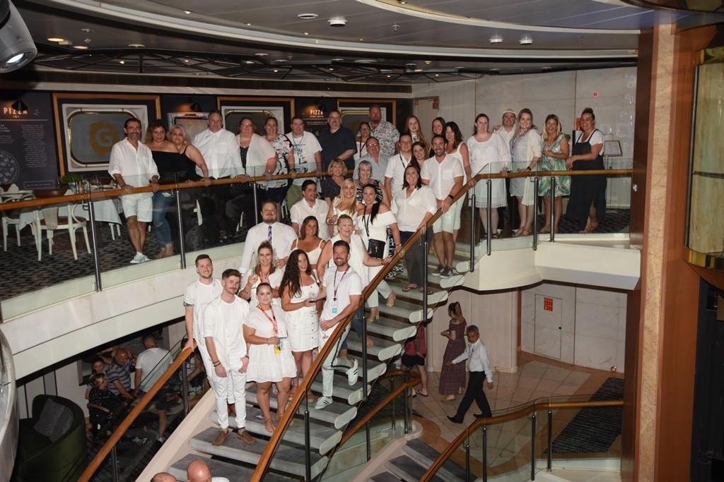 P&O Flagship Top 20 2018 winners at 400 Gradi_Pacific Explorer