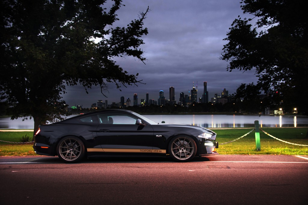 Tickford Hertz Mustang available to rent now