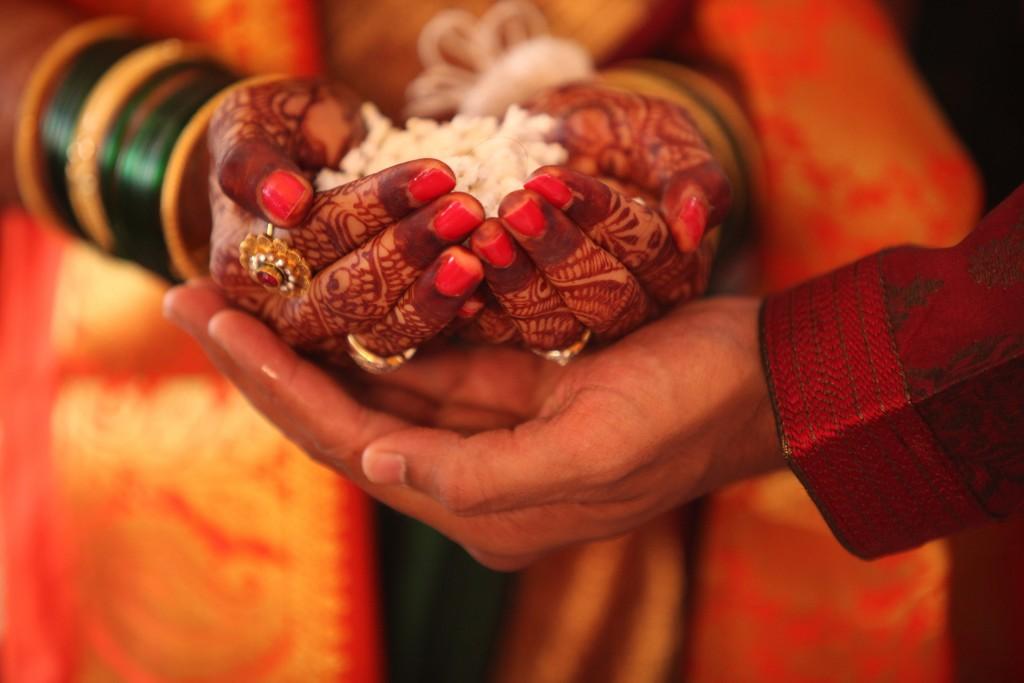 1. An Indian Wedding