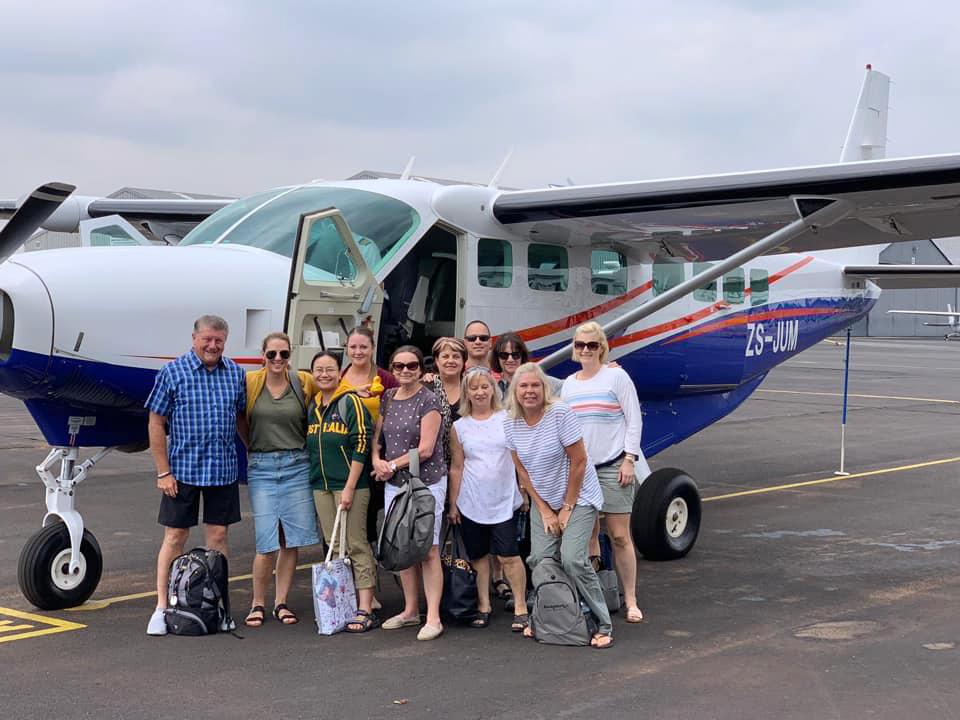 ATAC Achievers Cessna to Madikwe