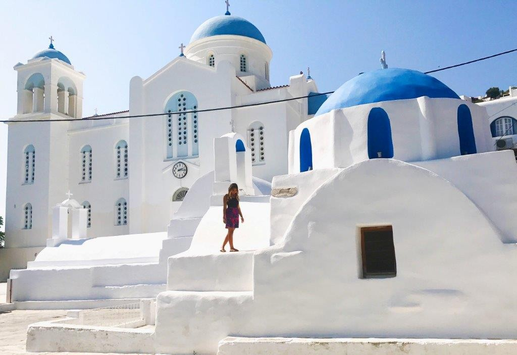 Busabout - Greek Island Hopper
