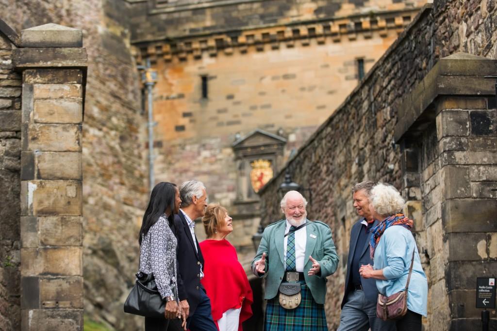 Edinburgh Castle, Insight Vacations