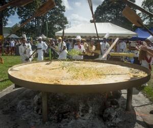 Fête de l'Omelette Géante
