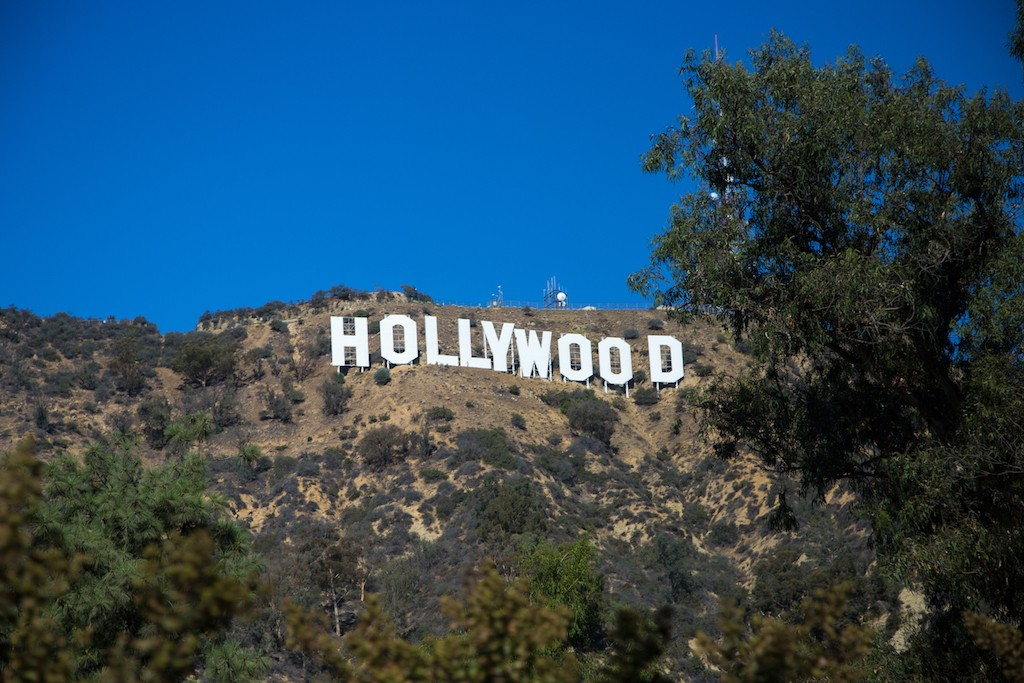 Hollywood - Hollywood Sign (2)